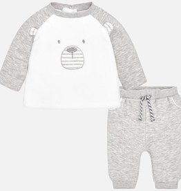 Mayoral Ensemble chandail et pantalon Ourson