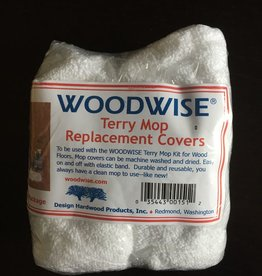 Woodwise WoodWise Mop Covers, 2 Pack