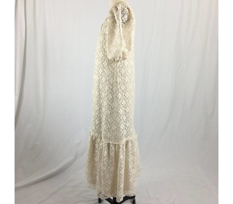 Dress Hawaii Lace Maxi Gown