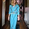 Bordados Embroidered Maxi Dress