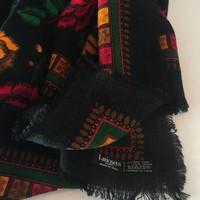 Italian Wool Scarf