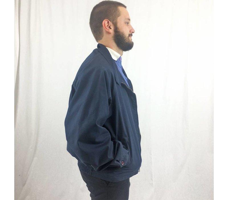 Navy Blue London Fog Jacket
