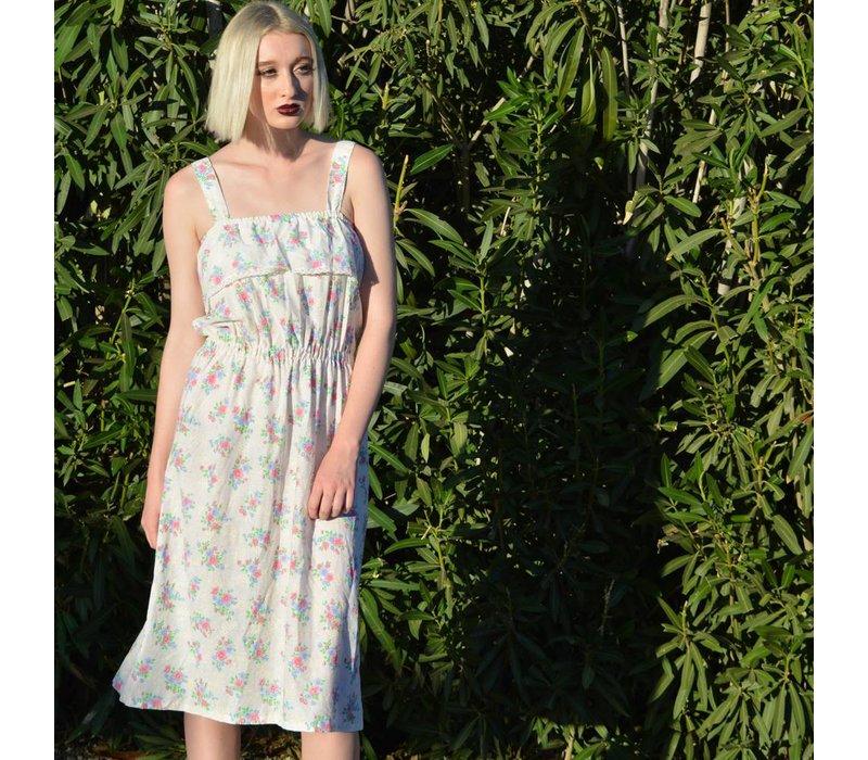 Midi Floral Summer Dress