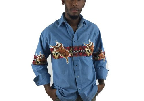 Wrangler Bull Shirt