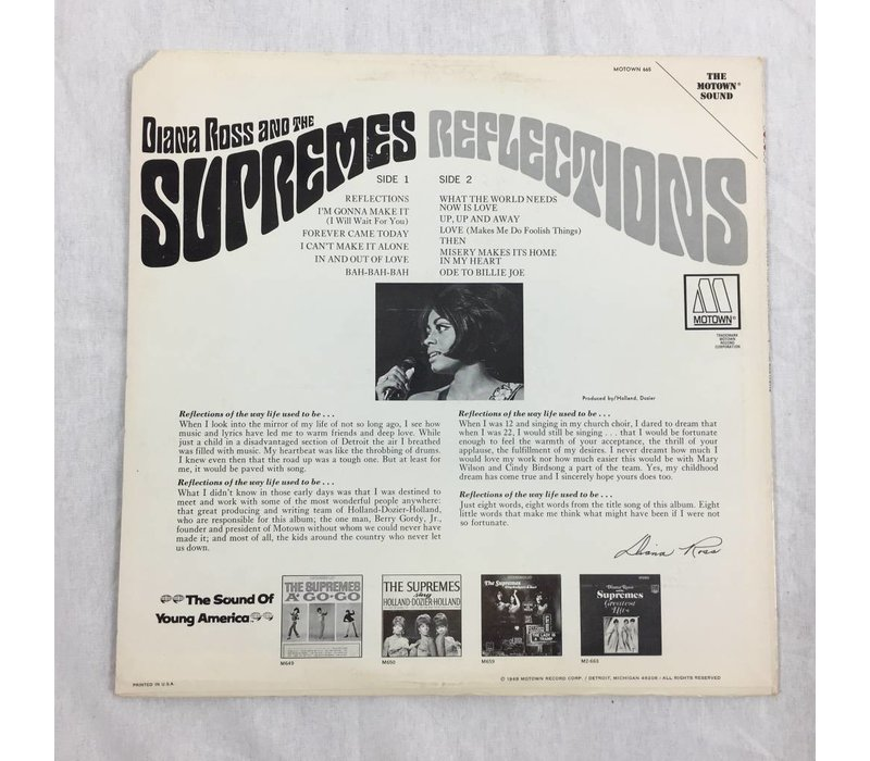 Diana Ross & The Supremes - Reflections