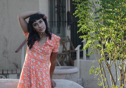 Dakota Jeane Floral Baby Doll Dress