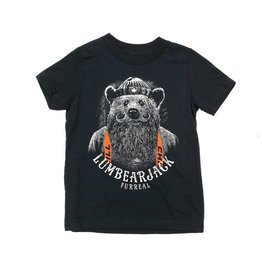 WestCoasTees Furreal LumbearJack T Shirt
