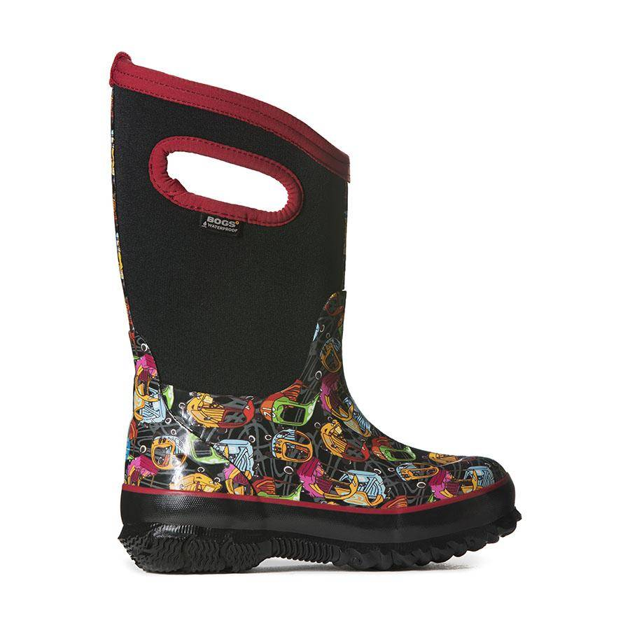 Bogs BOGS Classic Kiddie Cars Insulated Boots