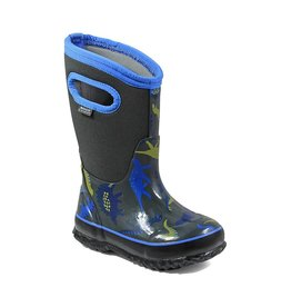 Bogs BOGS Kids Classic Dino Insulated Boots