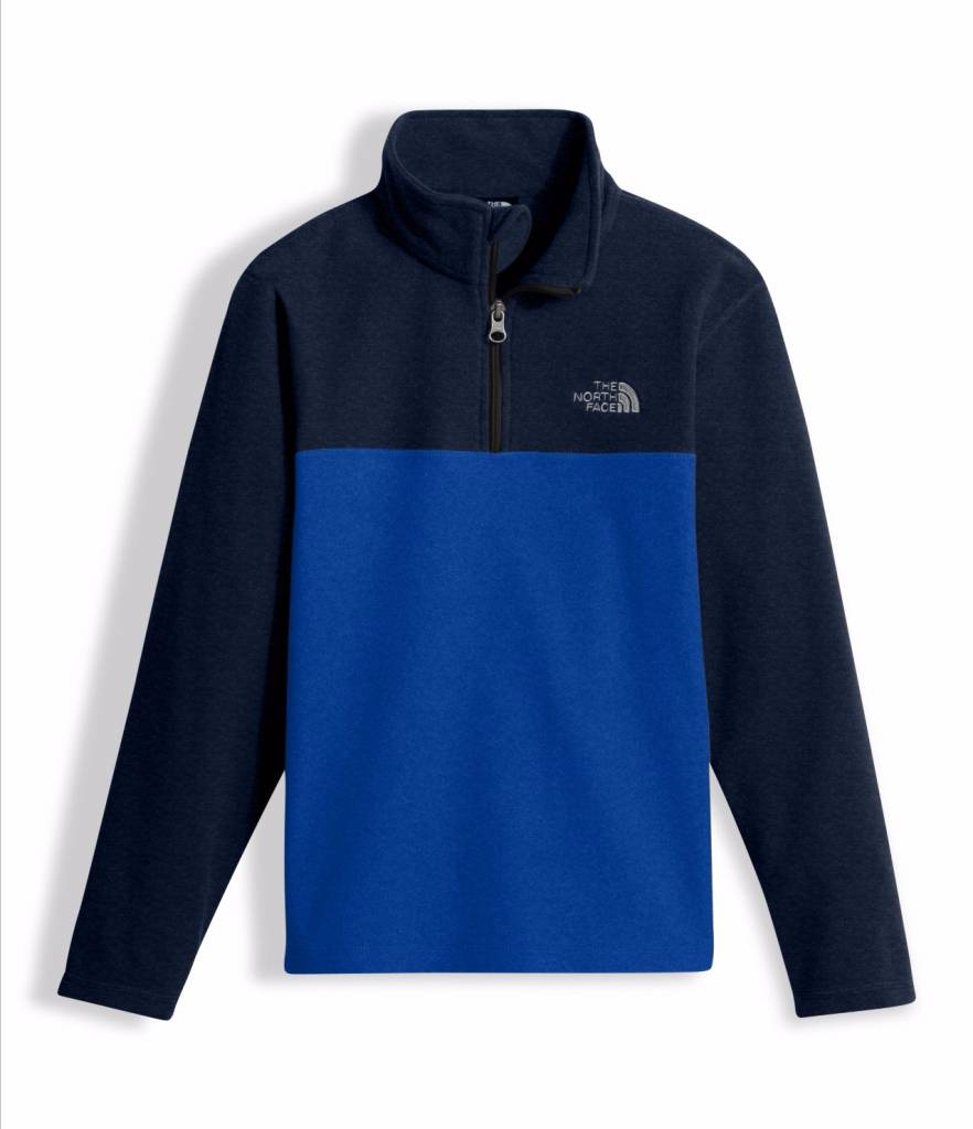 The North Face North Face Boys Glacier 1/4 Zip Fleece