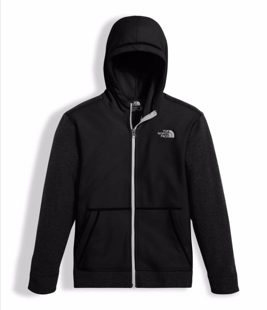 The North Face North Face Boys' Glacier Full Zip Hoodie -