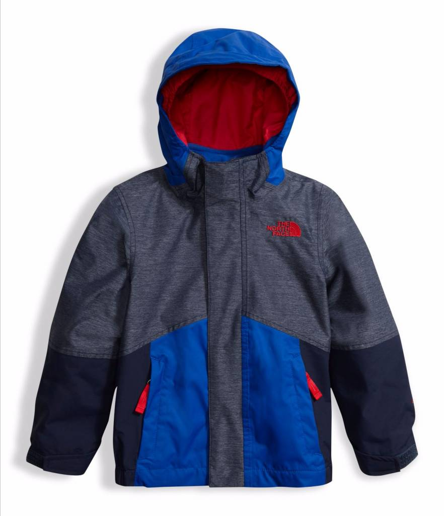 The North Face North Face Toddler Boys' Boundary Tri-Climate Ski Jacket
