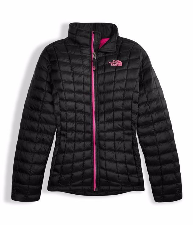 The North Face North Face Girls ThermoBall Full Zip Jacket -