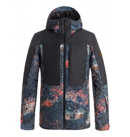 Quiksilver Quiksilver Boys' Ambition Snow Jacket