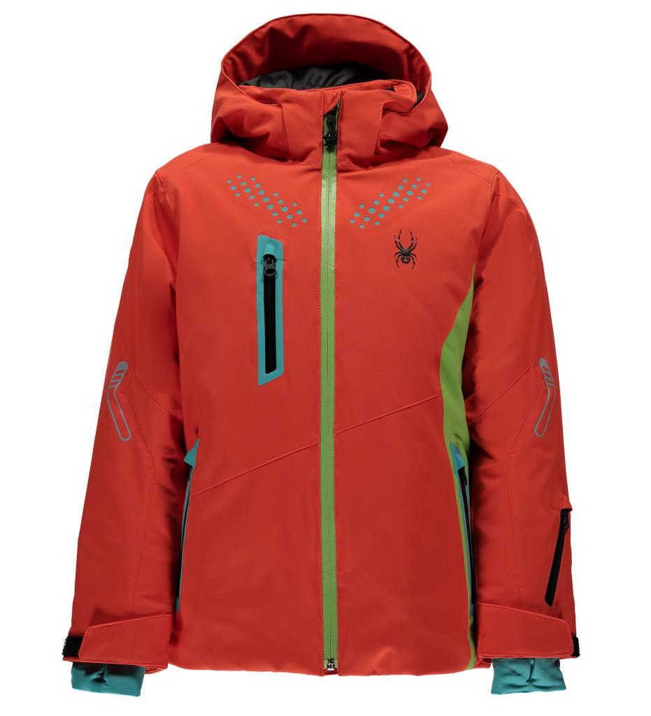Spyder Boys' Vail Ski Jacket