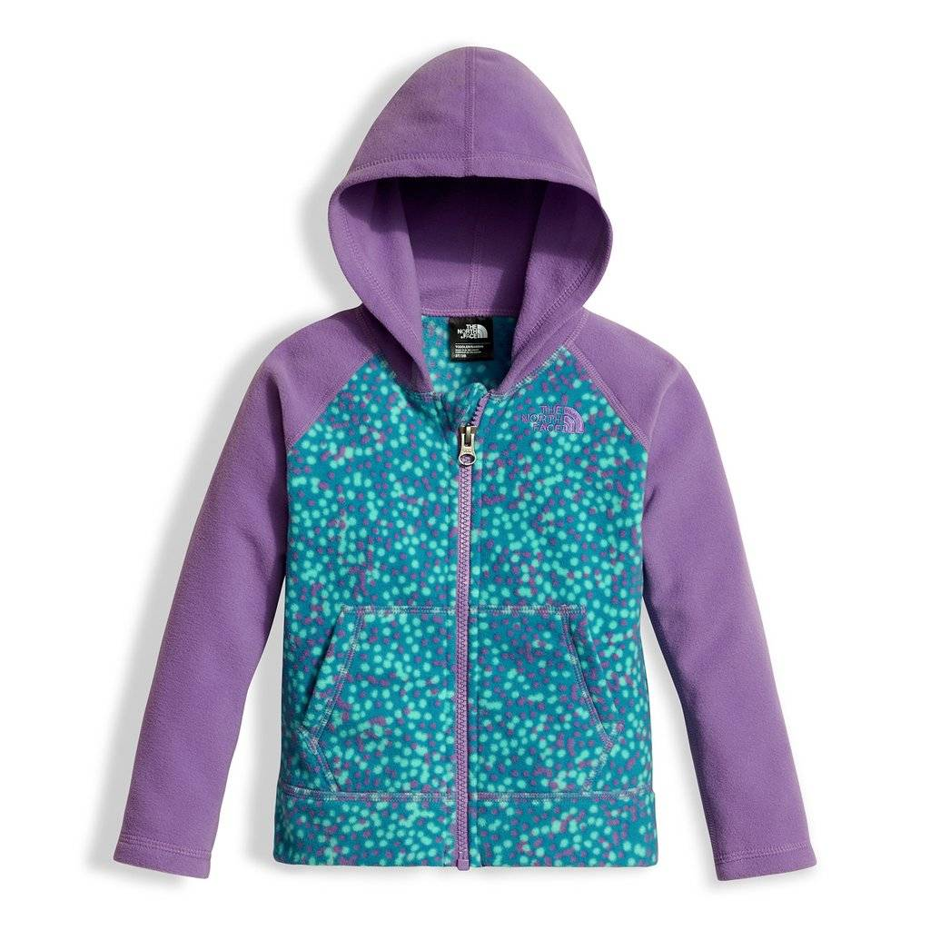 The North Face North Face Toddler Glacier Full Zip Hoodie -
