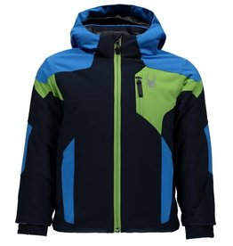 Spyder Boys' Mini Chambers Jacket