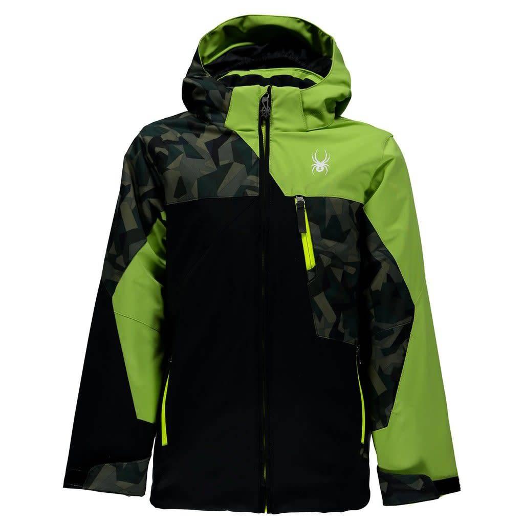 Spyder Boys' Ambush Jacket