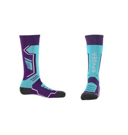 Spyder Girls' Sport Merino Ski Socks