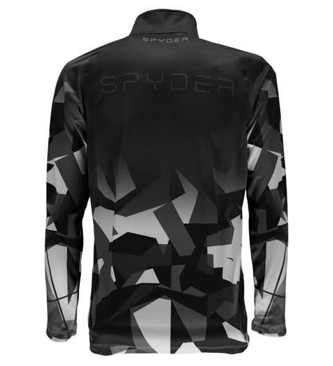 Spyder Spyder Boys' Limitless 1/4 Zip T-Neck