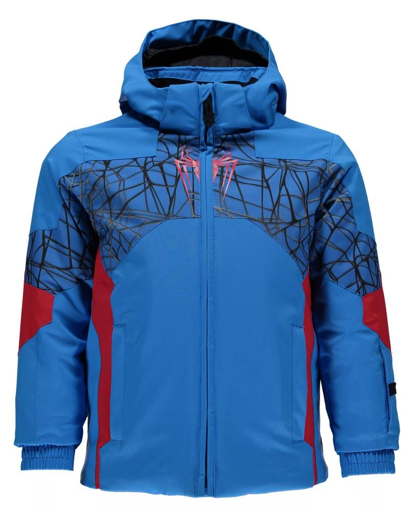 Spyder Boys MARVEL Mini Ambush Ski Jacket