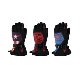 Marvel Spyder MARVEL Overweb Ski Gloves