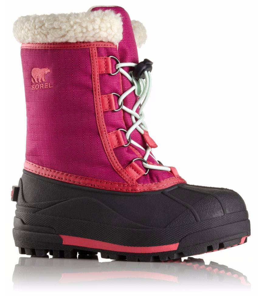 Sorel Youth Cumberland Snow Boots