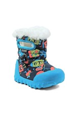Bogs BOGS B-MOC Monsters Infant Snow Boots