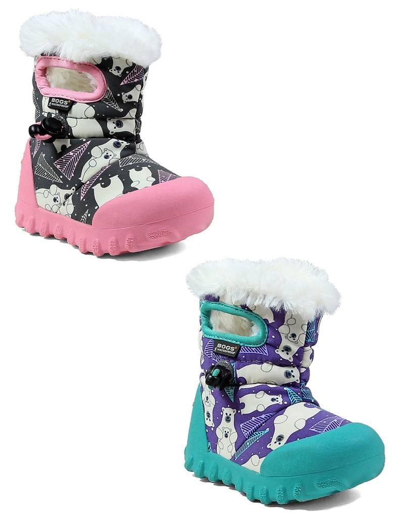 Bogs BOGS B-MOC Bears Infant Snow Boots