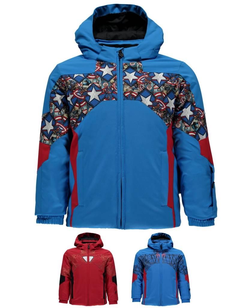Spyder Boys MARVEL Mini Ambush Ski Jacket