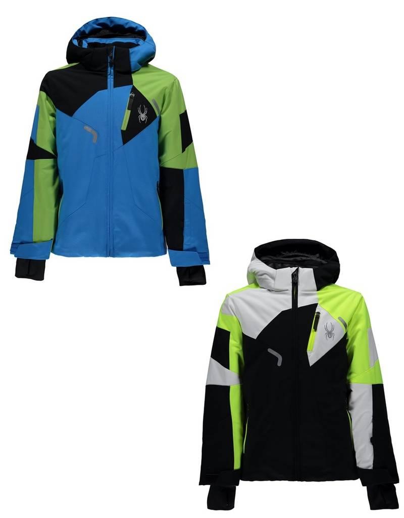 Spyder Boys' Leader Jacket