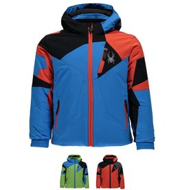 Spyder Spyder Boys Mini Leader Jacket