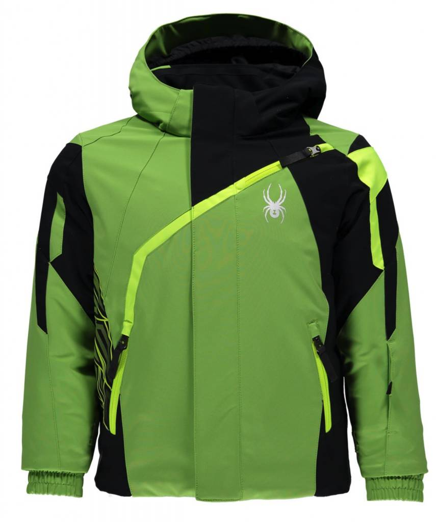 Spyder Boys' Mini Challenger Jacket