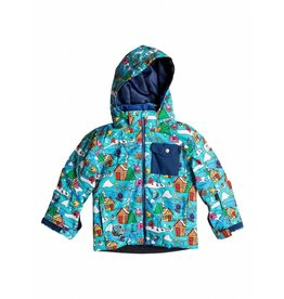 Quiksilver Quiksilver Boys' Mr Men Snow Jacket