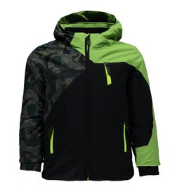 Spyder 2017/18 Spyder Boys' Mini Ambush Jacket