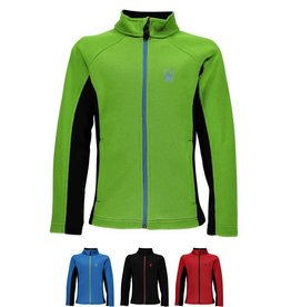 Spyder Boys' Constant Full Zip Stryke Jacket