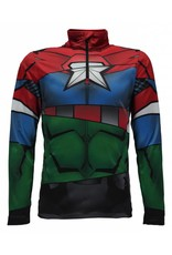 Spyder Boys' MARVEL Limitless T-Neck