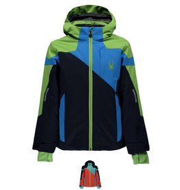 Spyder Spyder Boys' Chambers Jacket