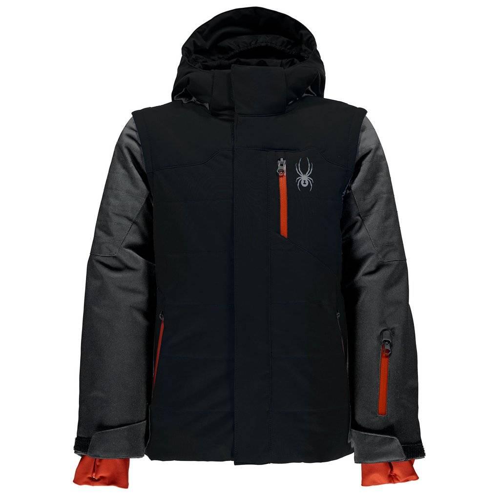 Spyder Boys' Axis Jacket