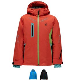 Spyder Spyder Boys' Vail Ski Jacket