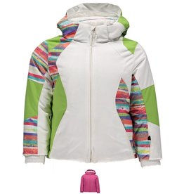 Spyder Spyder Girls Bitsy Radiant Ski Jacket