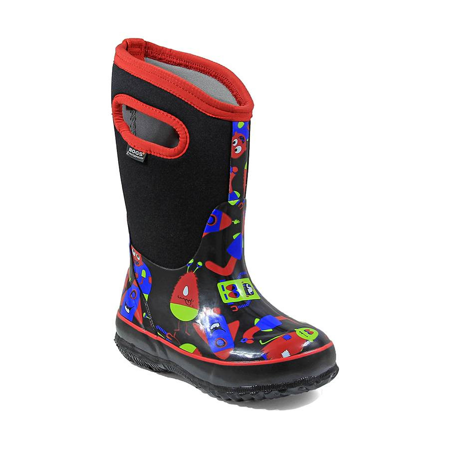 Bogs BOGS Kids' Classic Monster Boots