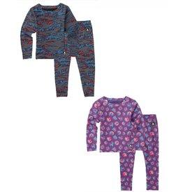 Burton Burton Kids' Minishred Fleece Base Layer Set