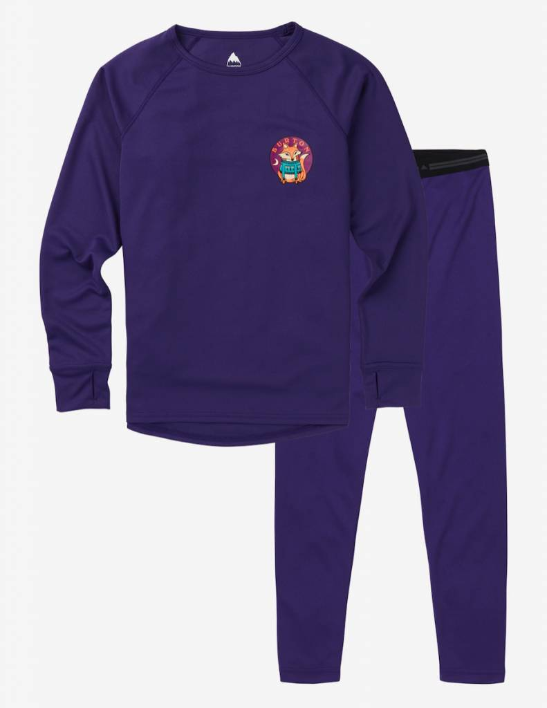 Burton Burton Kids' Lightweight Base Layer Set