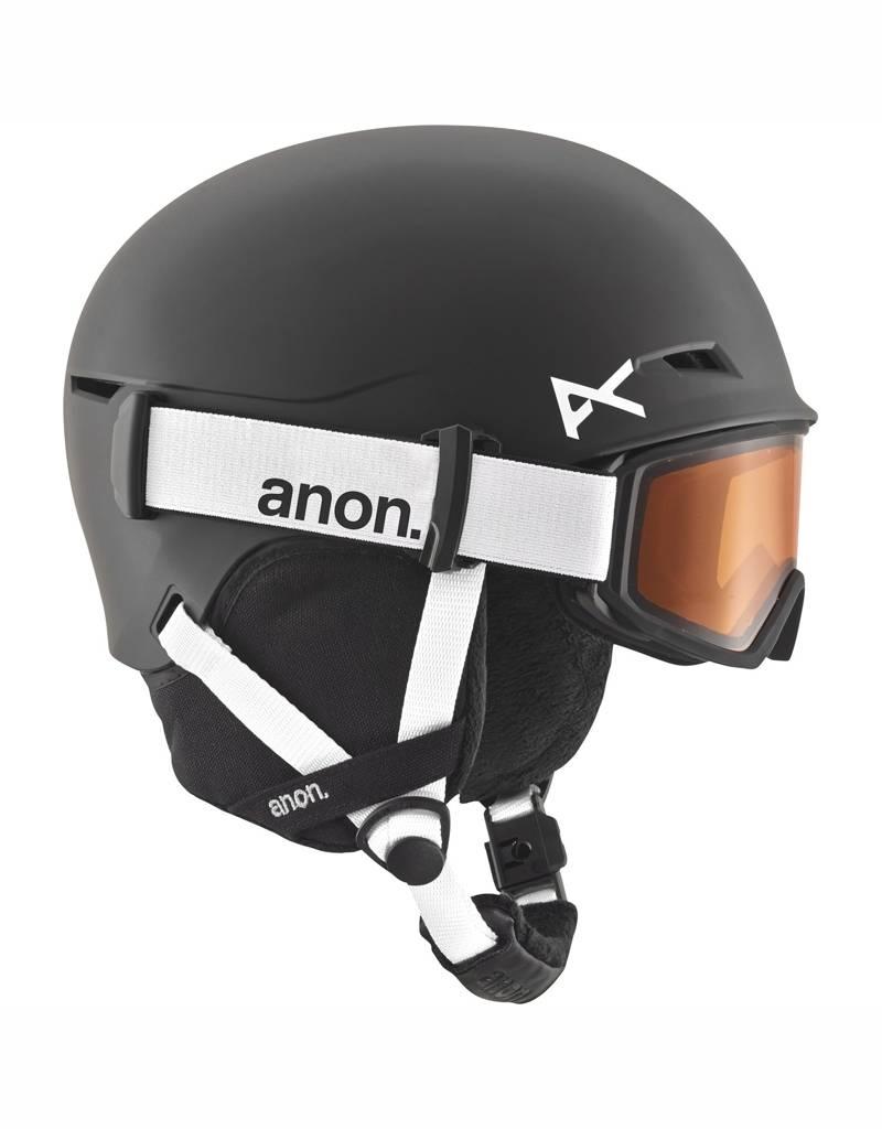 Anon Define Youth Helmet Set (16/17 season)