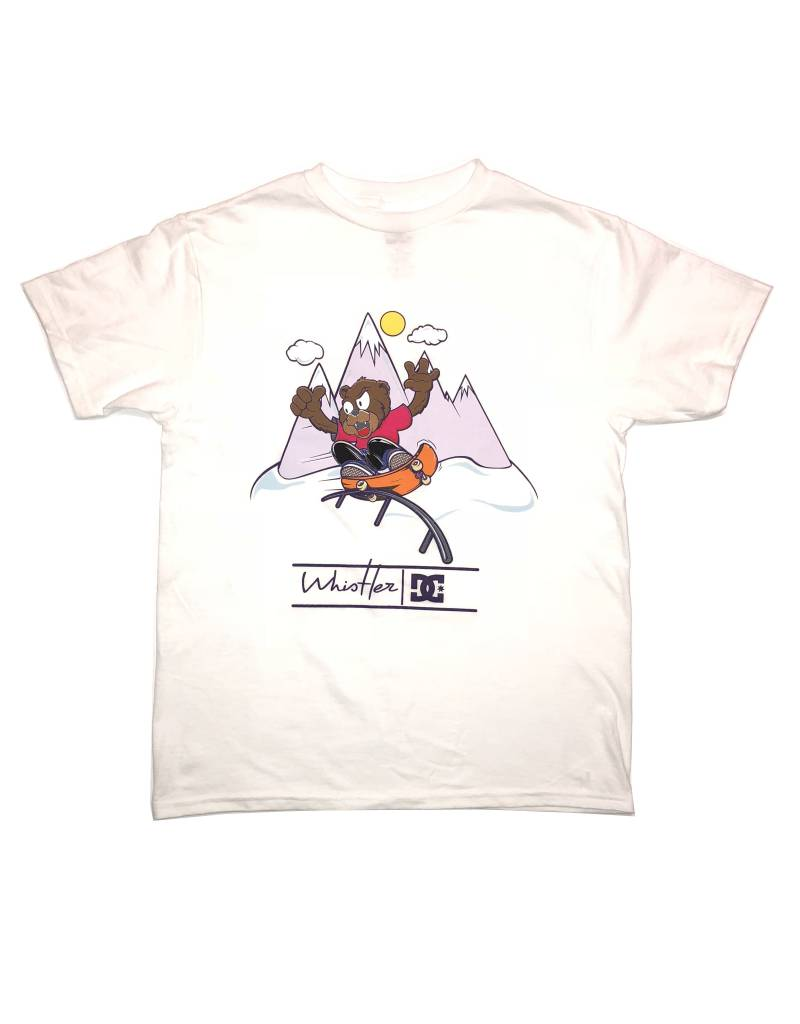 DC Shoes DC Youth Whistler Dropper T-Shirt