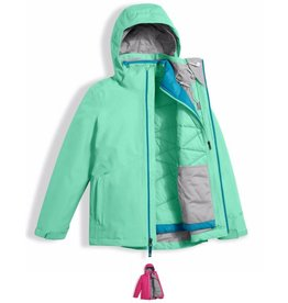 The North Face North Face Girls' Fresh Tracks Gore Tex Tri-Climate Jacket