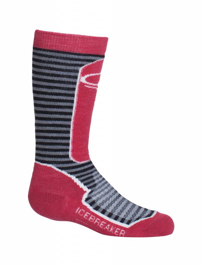 Icebreaker Kids' Snow Medium Over Calf Socks