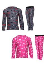 Kombi Childrens' Body 3 Snuggly Fleece Set
