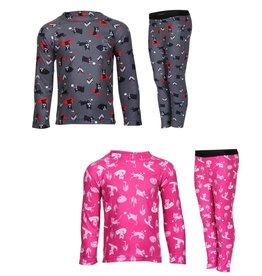 Kombi Kombi Childrens' Body 3 Snuggly Fleece Set